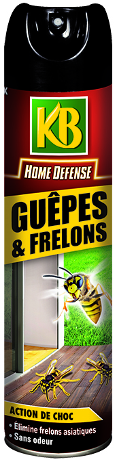 Guepes Frelons 400ml