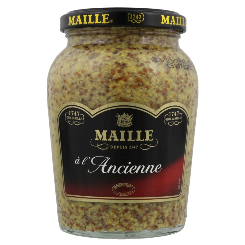Moutarde Ancienne Maille 380g