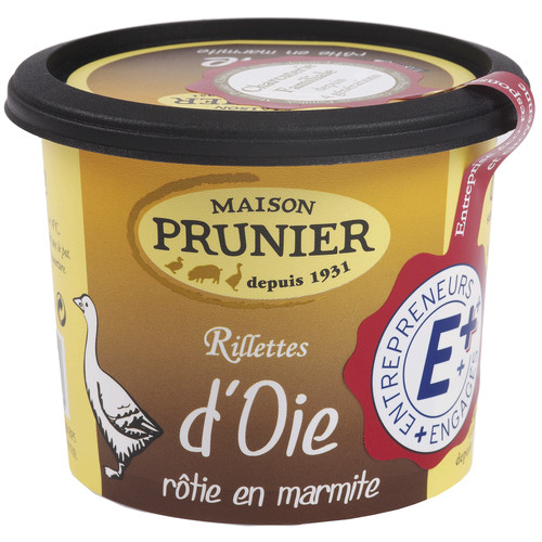 Rillette D'oie Pot 110g