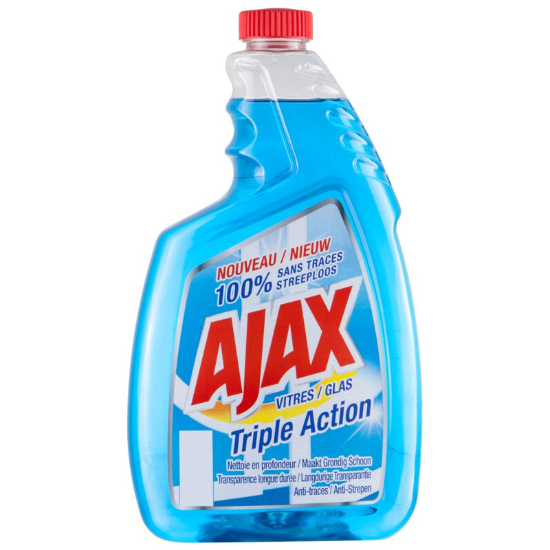 Ajax Vitre Rech Std 750ml