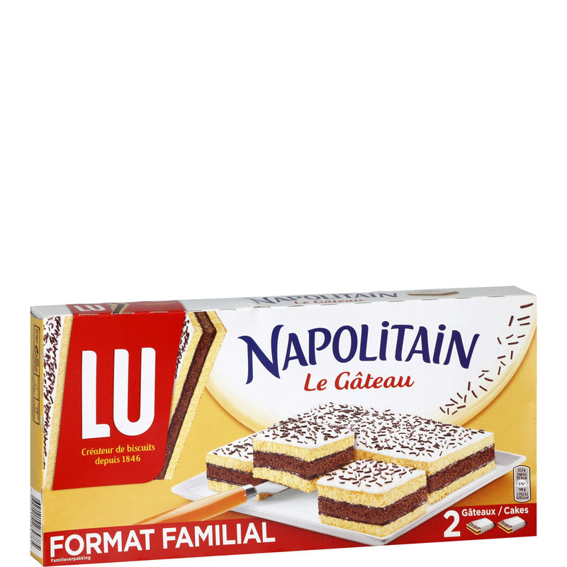 Napolitain Le Gateau 400g