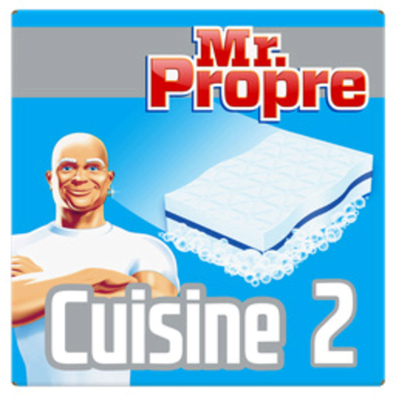 Mr Propre Gomme Mag.cuis.x2