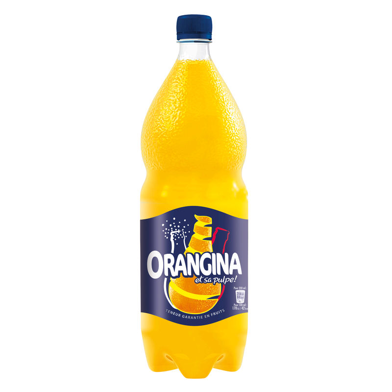 Orangina Orange 2l Pet