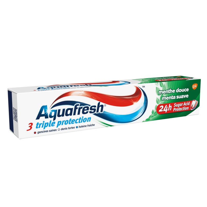 Aquaf.dent.menthole 75ml