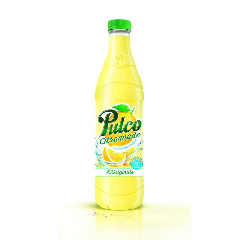 Pulco Citronnade Pet 1,5l