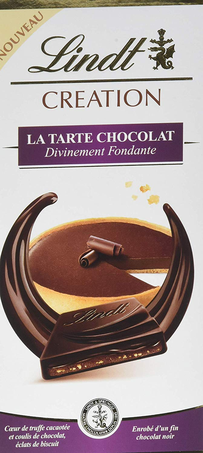 Creation La Tarte Choco 150g