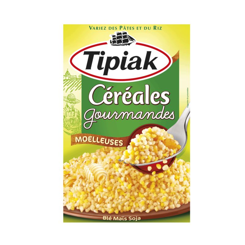 Cereales Gourmandes 400g