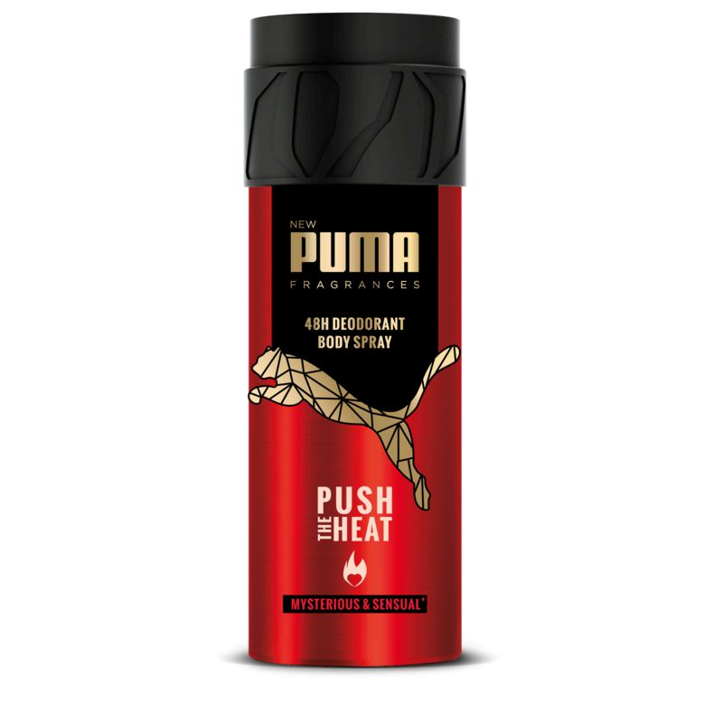 Puma Deo Hom Push The Heat 150