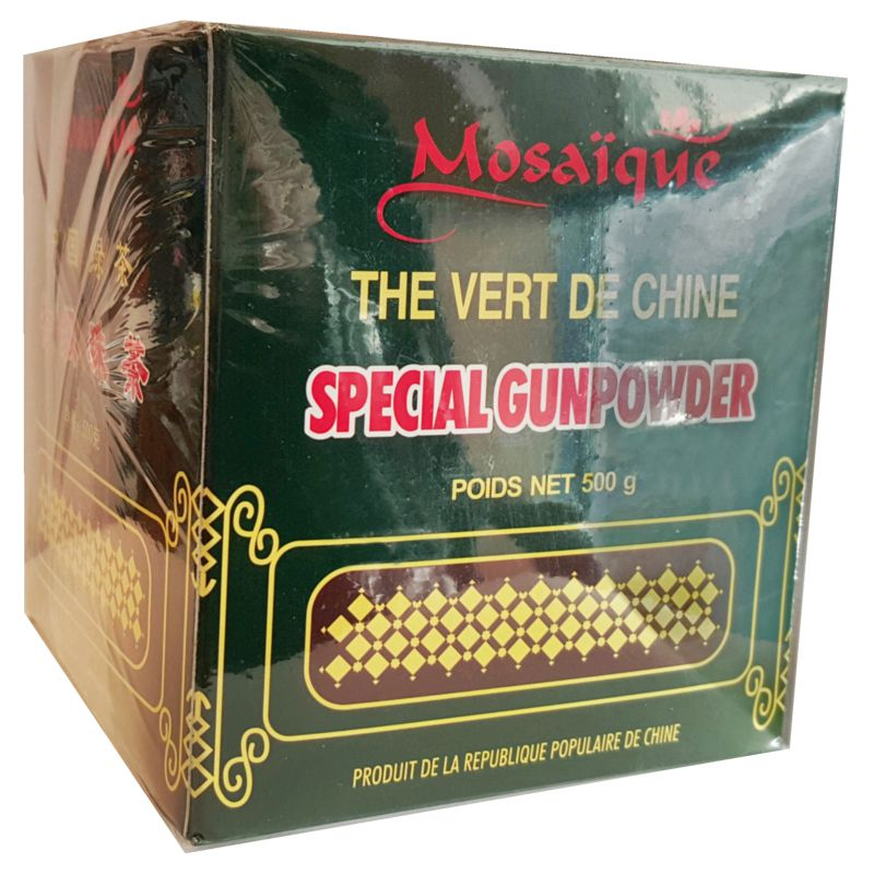 The Vert Spe Gunpowder 500g Mo
