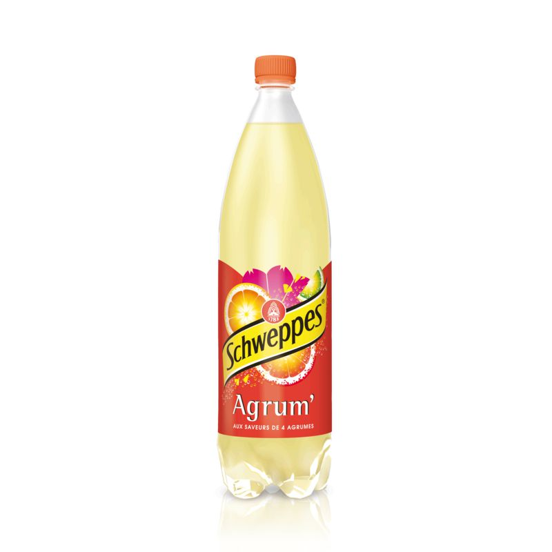 Schweppes Agrum Pet 150cl