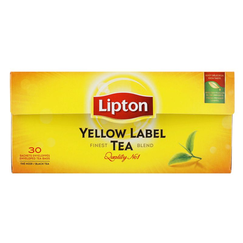 Lipton Yellow 30s 60g