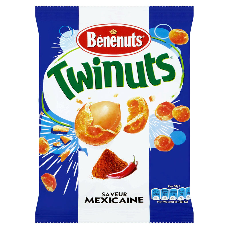Twinuts Mexicaine 150g