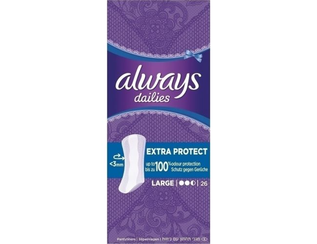 Always Ps Extra Protect Largex
