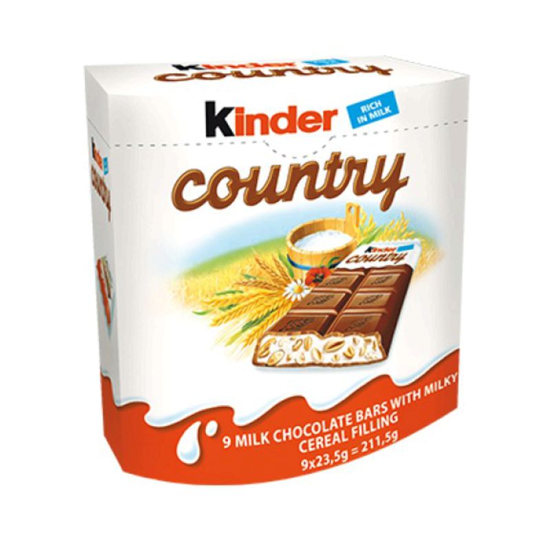 Kinder Country T9 Largo 211g