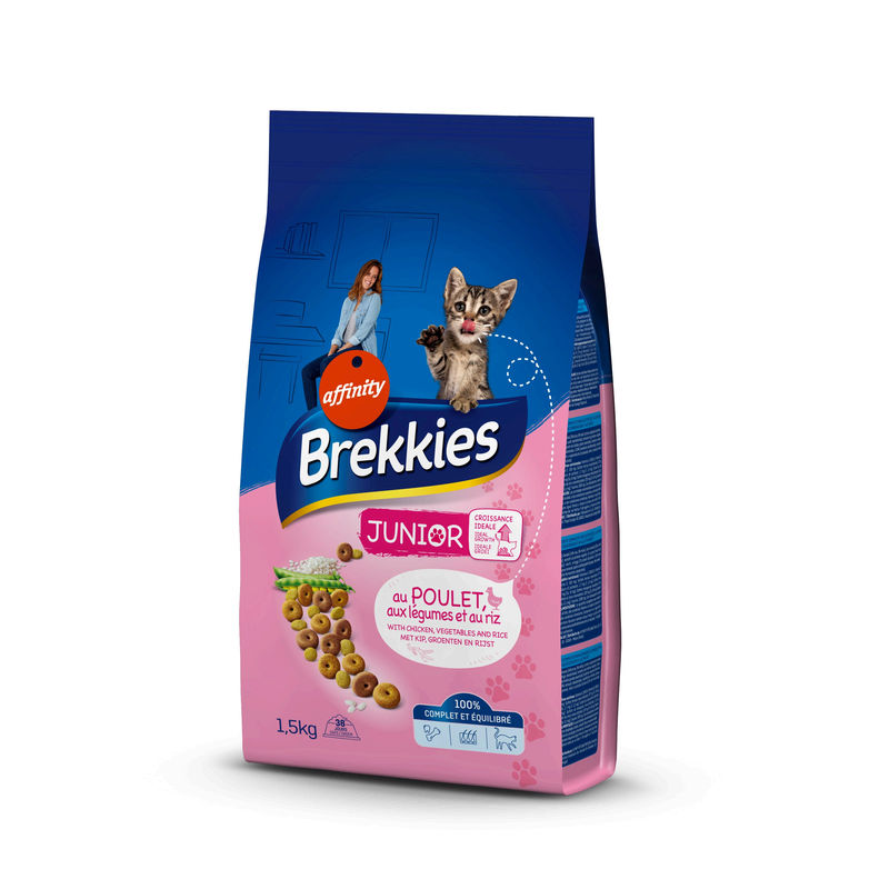 Brekkies Excel Junior 1,5kg