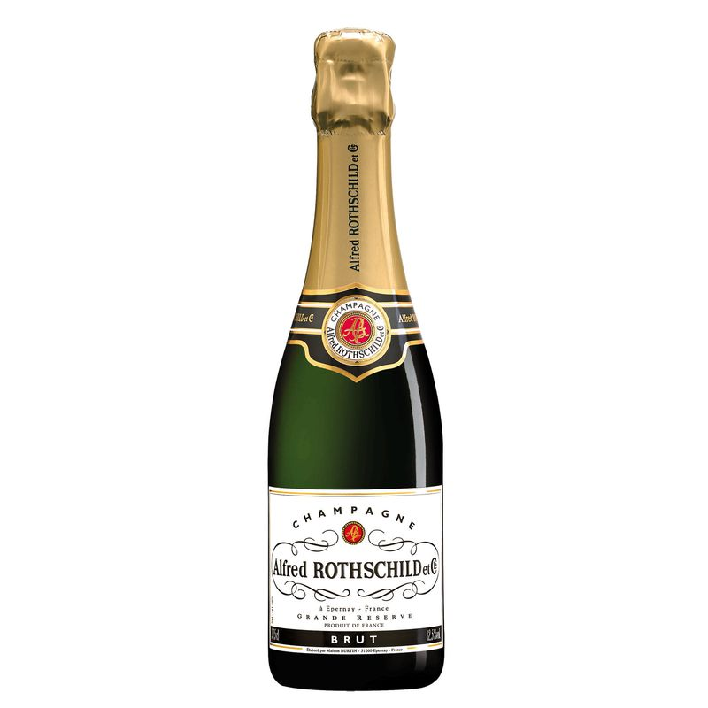 Champ.a.rotchild Brut 37,5cl
