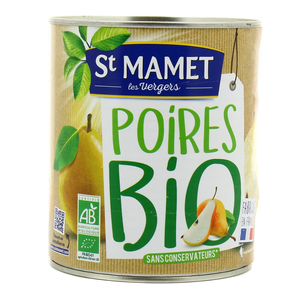 Poire Williams Bio 455g