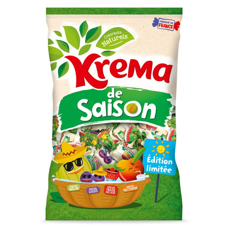 Krema Fruits Saison 280g