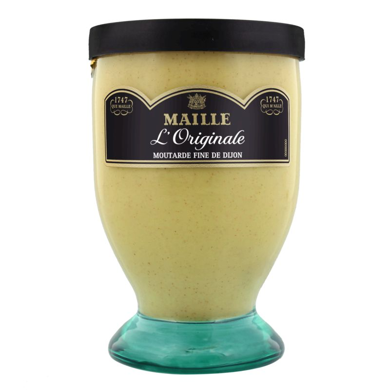 Maille Moutarde Original Vtd 2