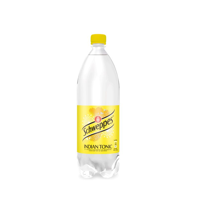 Schweppes Indian Tonic Pet 1l