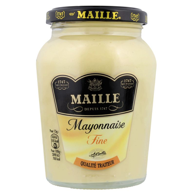 Maille Mayo.fine Bocal 320g