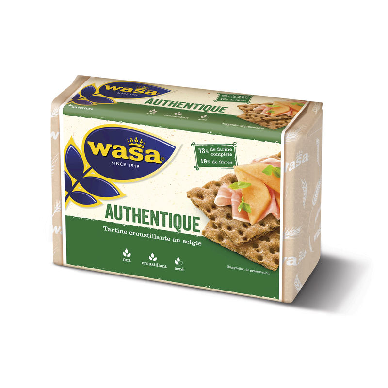 Barilla Wasa Authentiq.275g