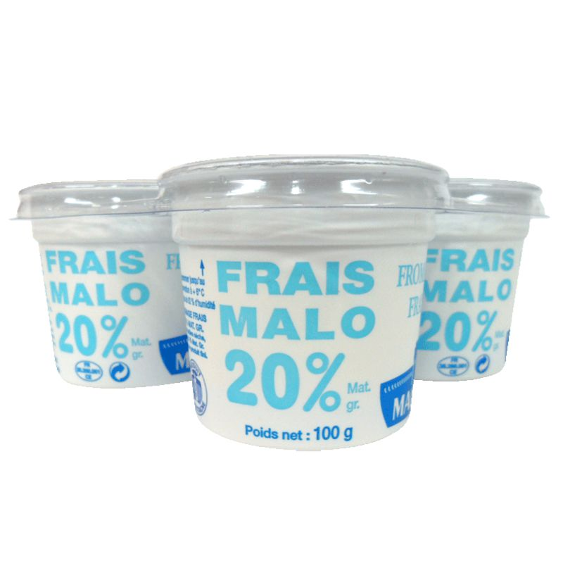 Smalo From Frais 20% 4x100g