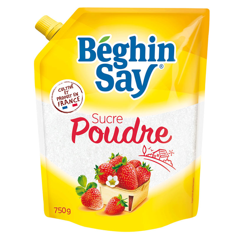 Poudre Doypack 750g Beg.say