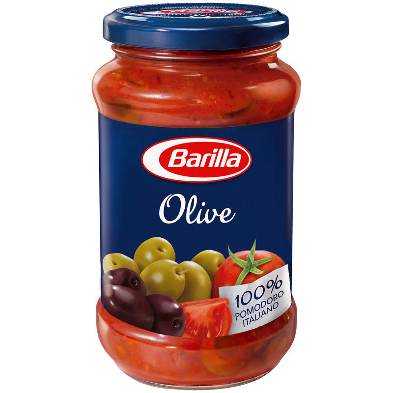 Sauce Aux Olives 400g Barilla