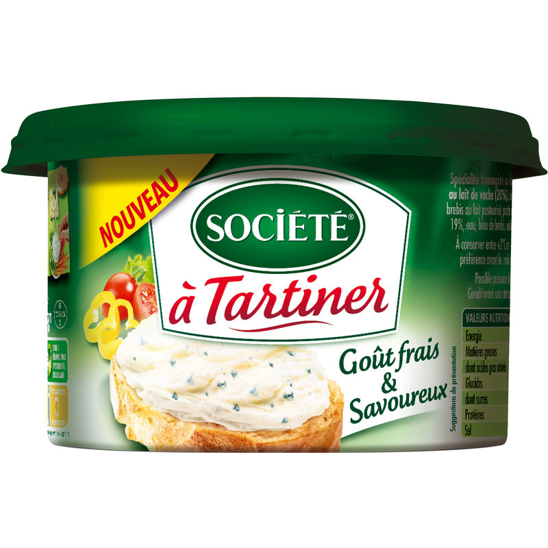 Societe A Tartiner 150g 19,3%m