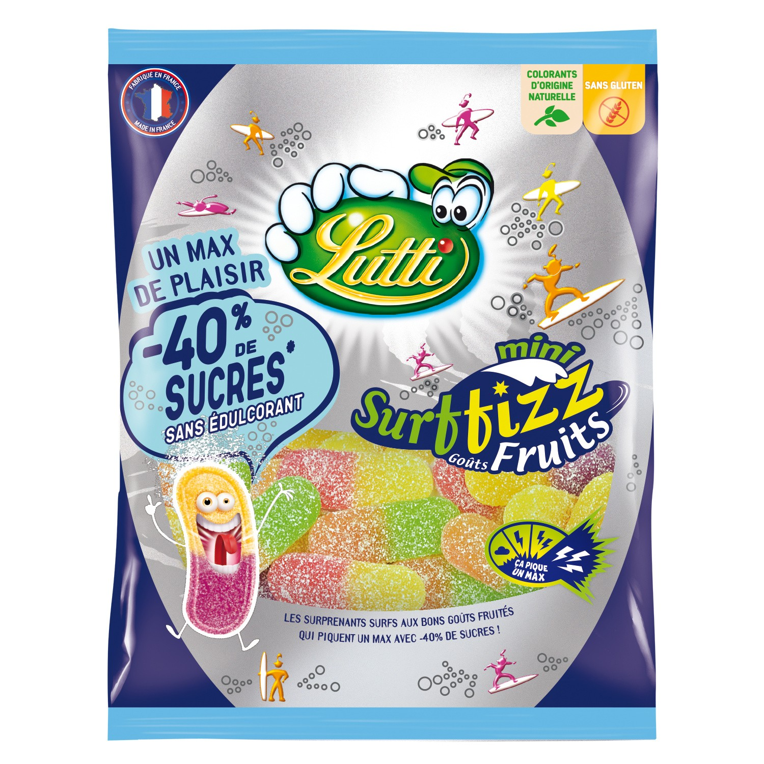 Surfizz 130g Low Sugar
