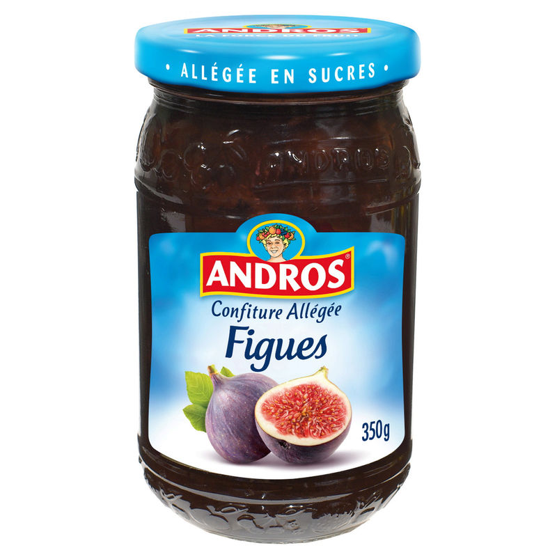 Confit Figue Alleg Andro 350g