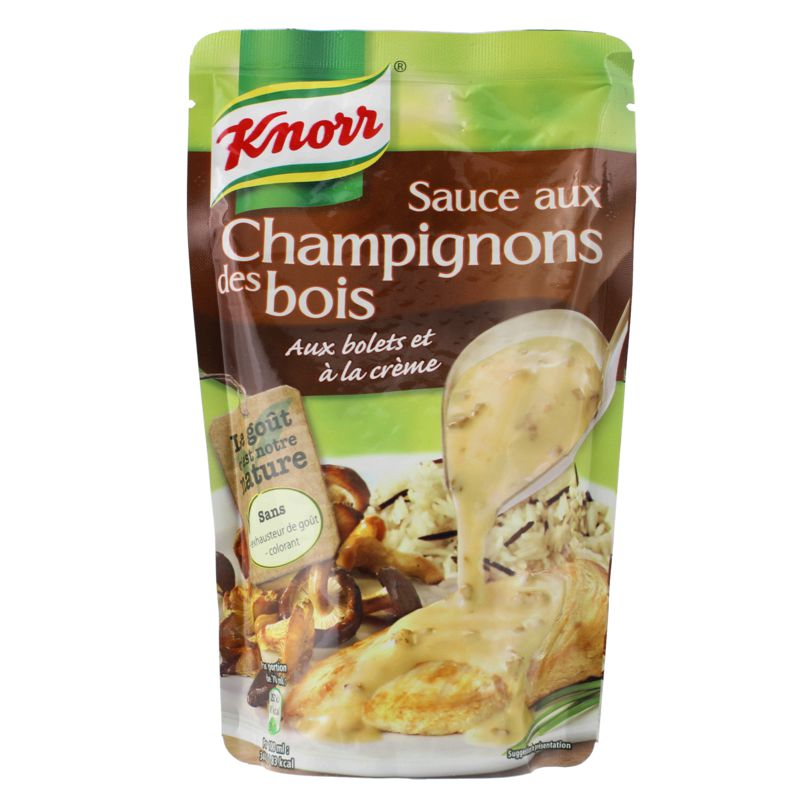Sce Champig.liquide Knorr220ml