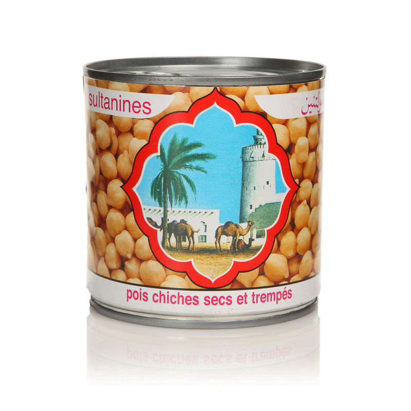 Pois Chiches Sultanines265g