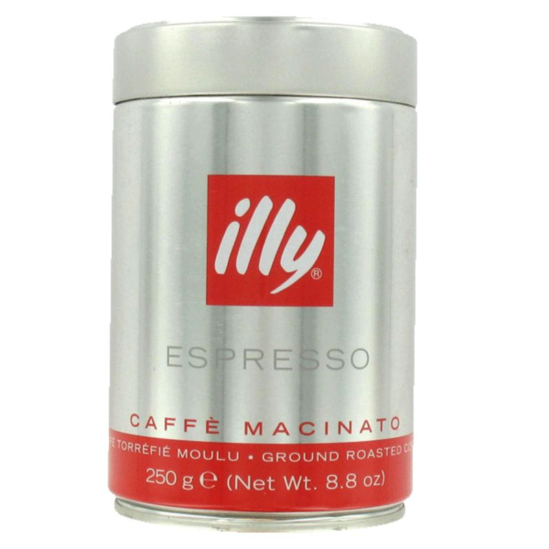 Cafe Moulu Bt.roug.250g Illy