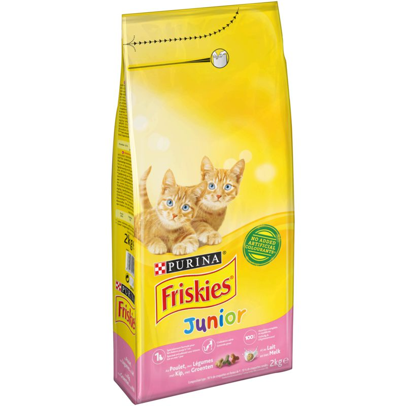 Friskies Junior 2kg