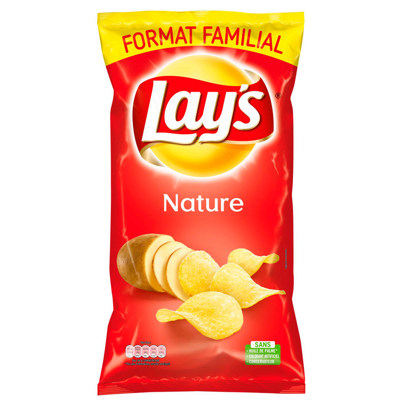 Chips Lays Nature 300g
