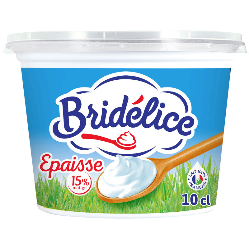 Bridelice Epais.15%mg 10cl