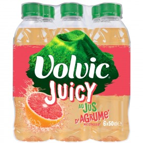 Volvic Jus Agrumes 6x50cl