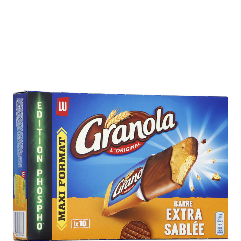 Granola Bar.extr.sable Famil.