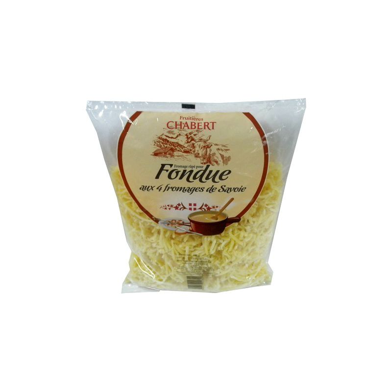 Fondue 4 Fromages Lc 32% 1kg