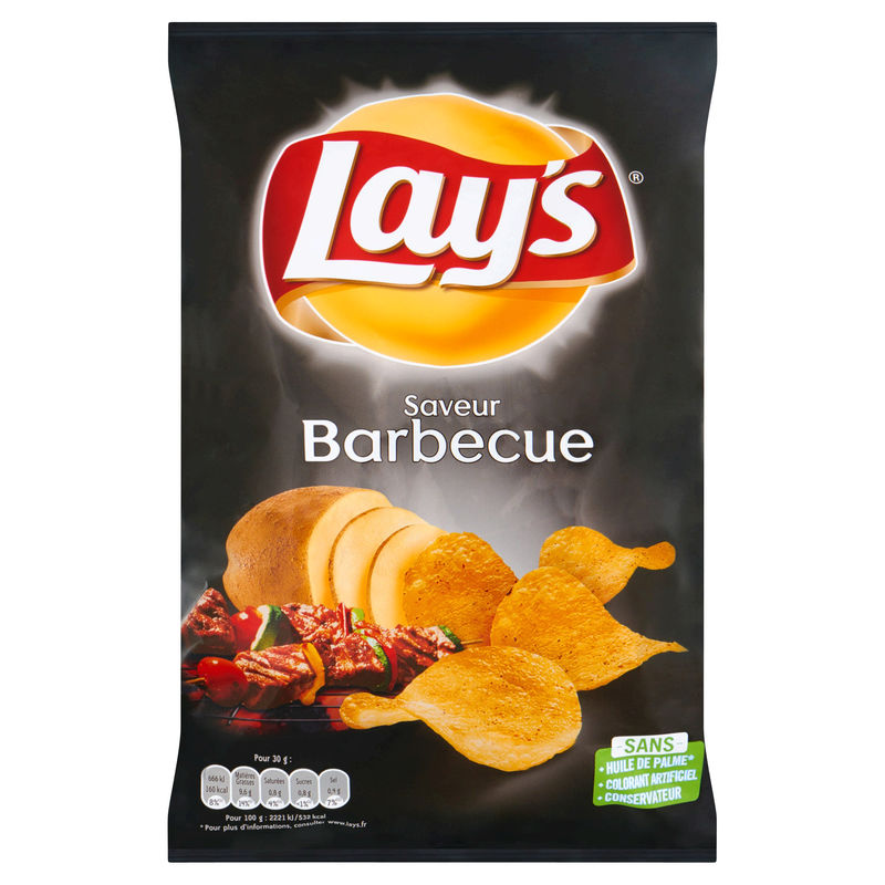 Lays Barbecue 130g