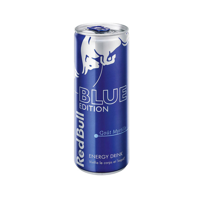 Red Bull Blue Edition 25cl