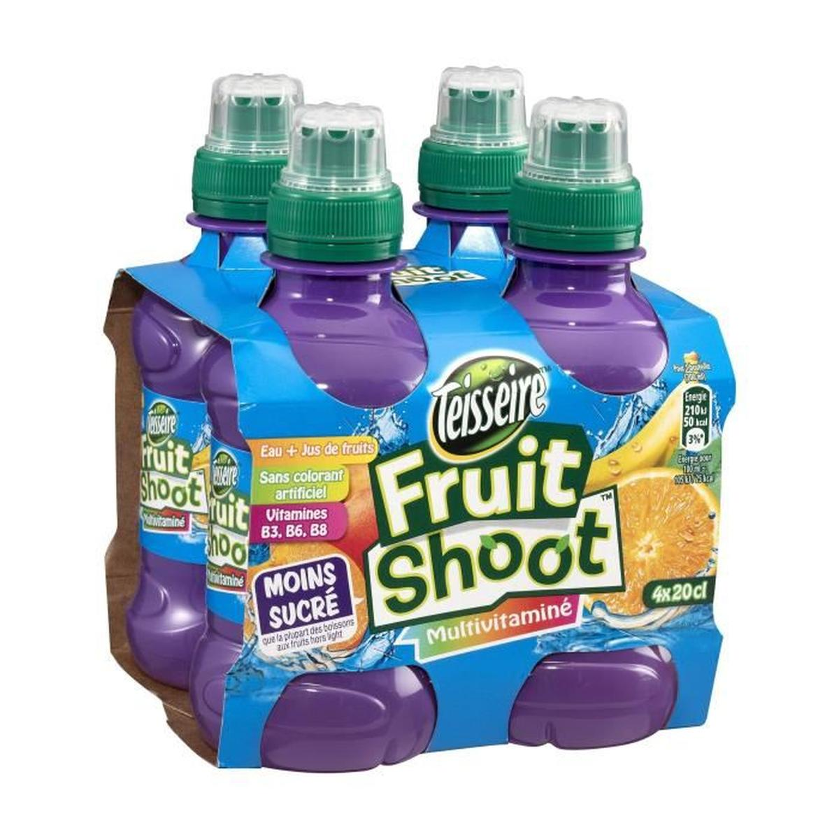 Fruit Shoot Multi 4x20cl