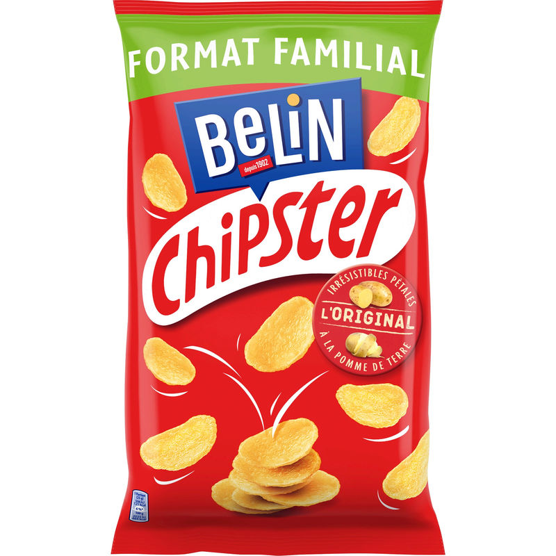 Chipster Maxi 150g