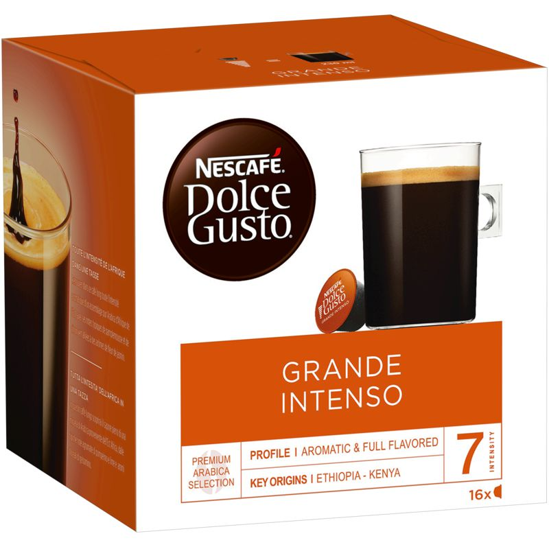 Dolce Gusto Gde.intenso 160g