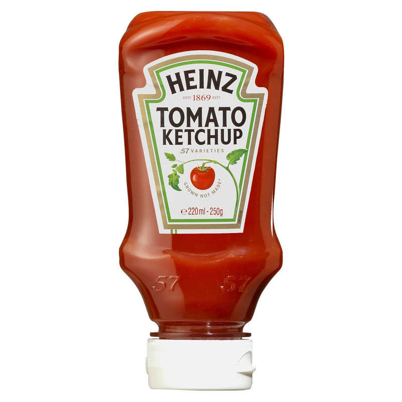 Tomato Ketchup Td 250g Hz