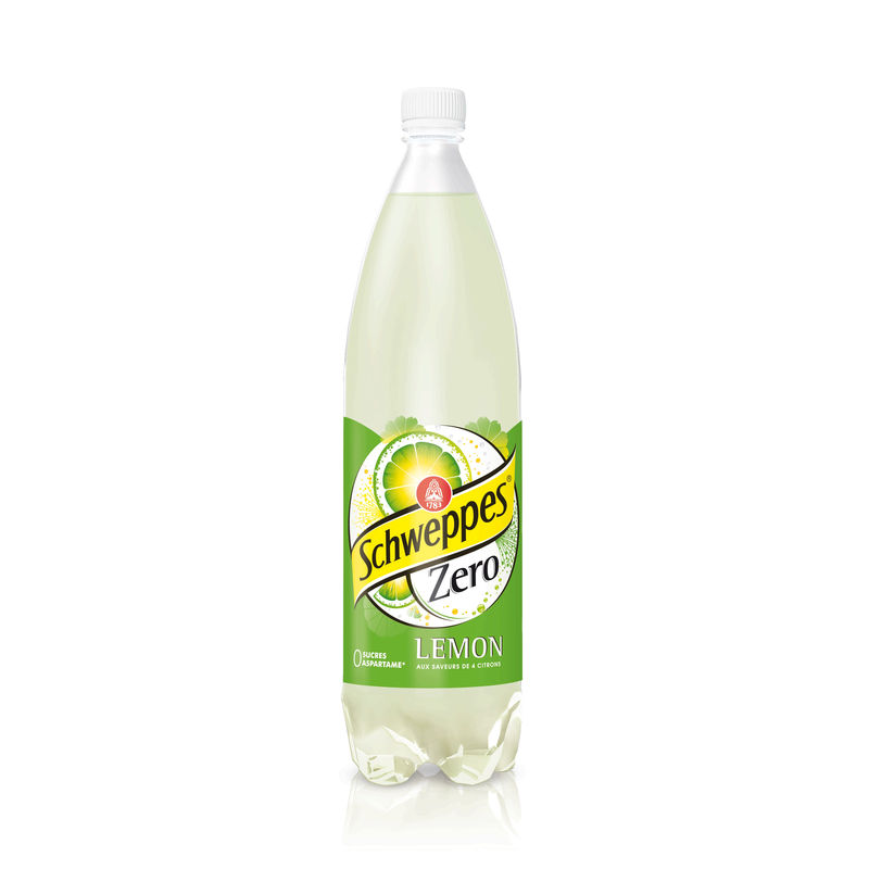 Schweppes Lemon Zero Pet 150cl