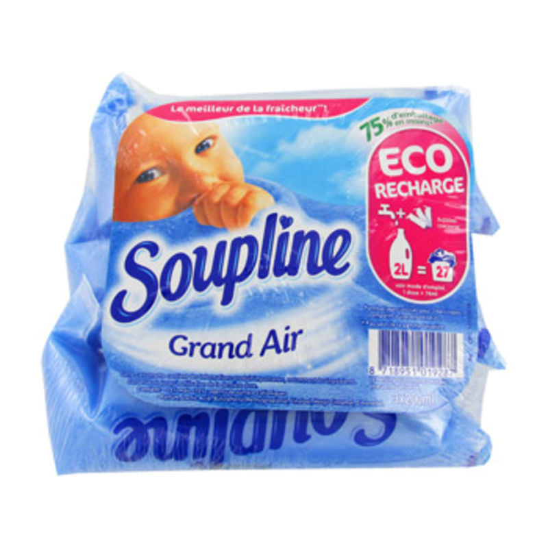 Soupline Doses Gr.air 3x200ml