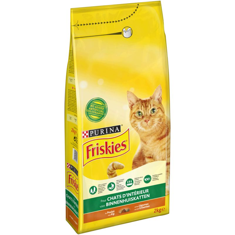 Friskies Chat Int. 2kg